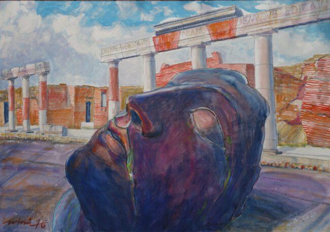 Pompeji Skulptur IM 4