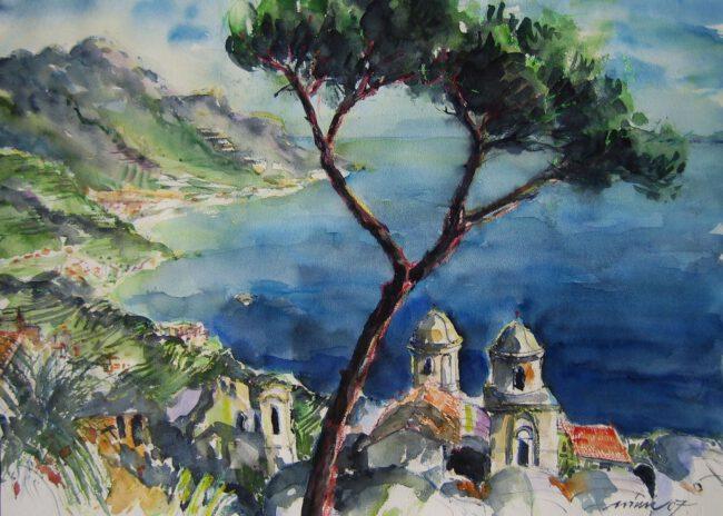 Ravello, Amalfiküste