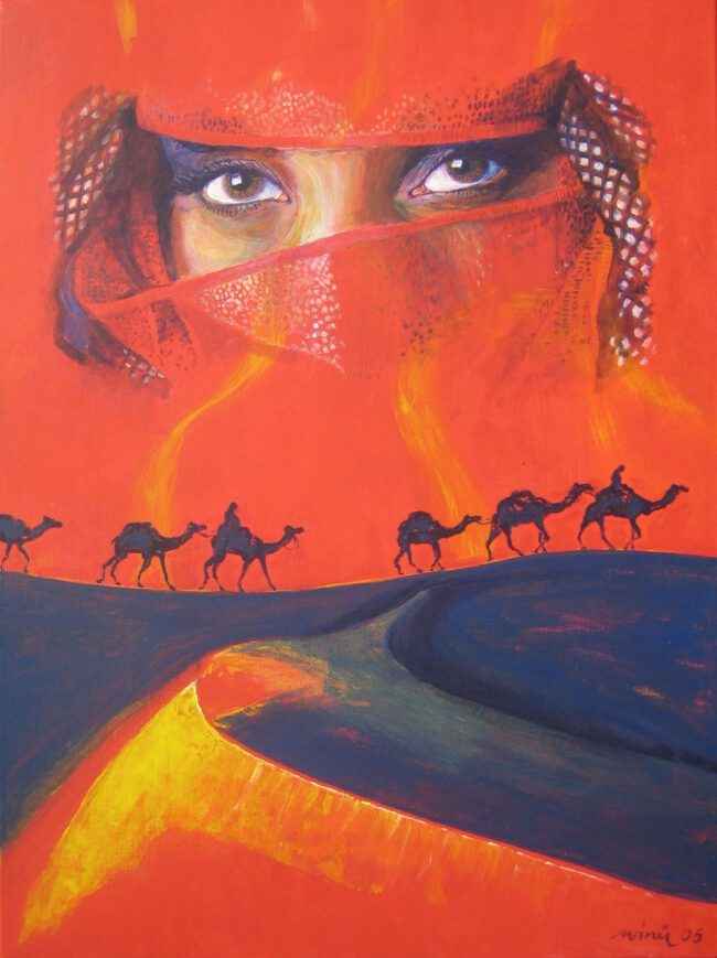 Augen des Orients