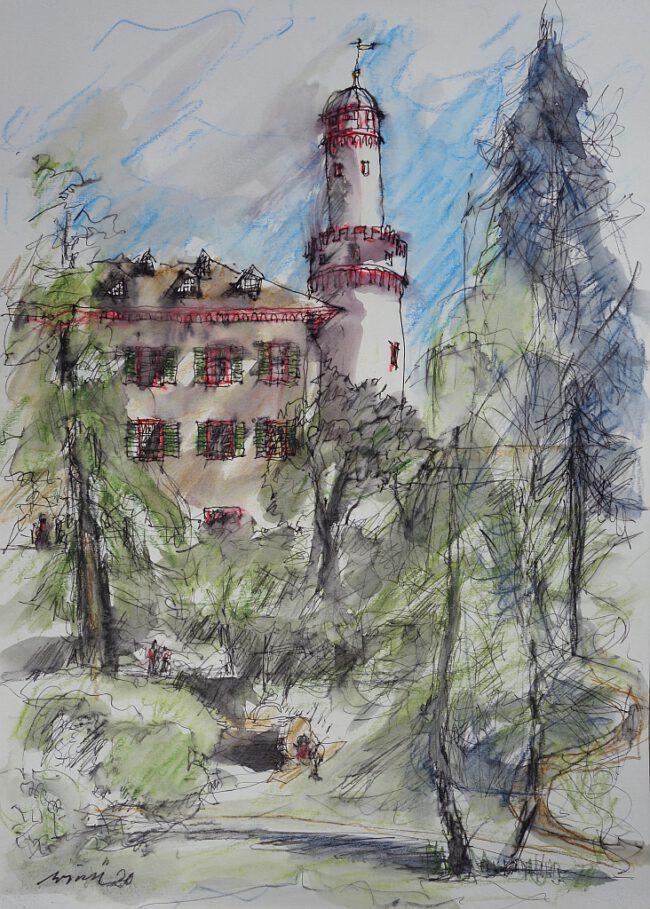 Bad Homburg Schlosspark