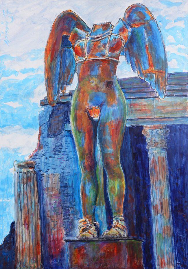 Pompeji Skulptur IM 6