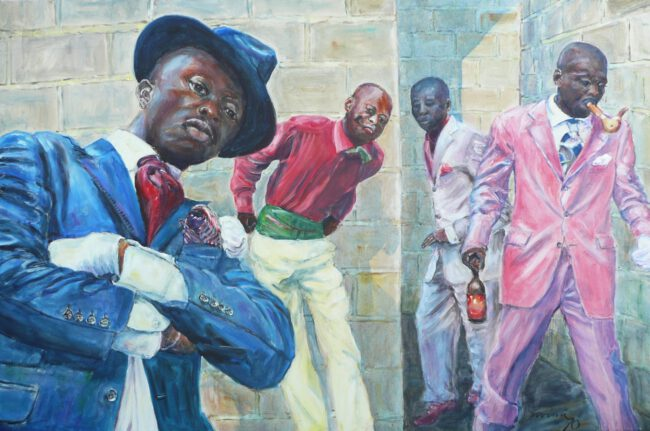 The Gentlemen of Bakongo